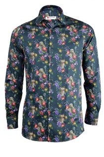 Night Owls Print Shirt