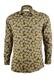 Boogie Nights Print Shirt