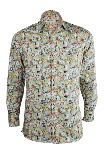 JHERONIMUS BOSCH SHIRT